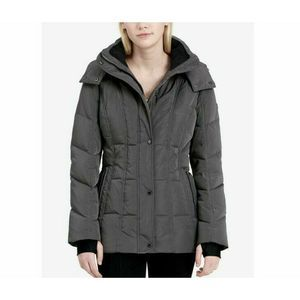 CALVIN KLEIN Titan Hooded Lined Padded Coat